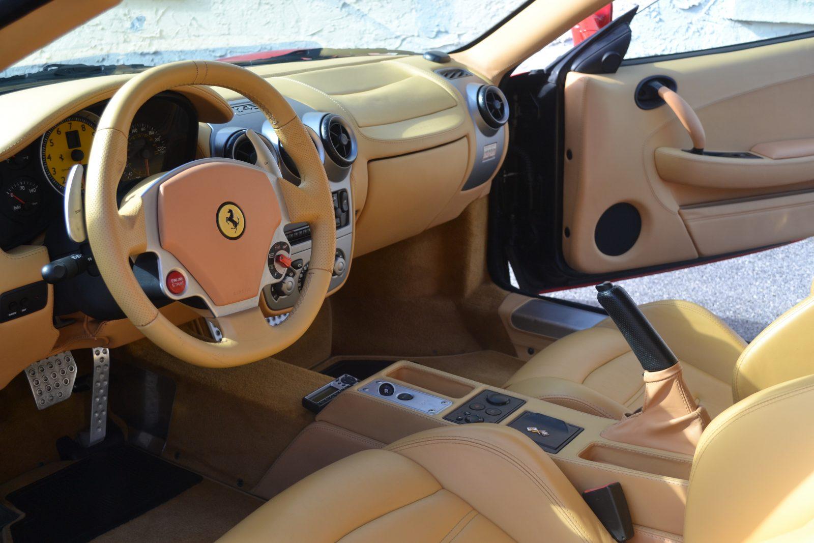 In Great Detail Interior Car Detail