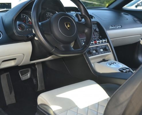 Interior Detail In Great Detail Car Detail