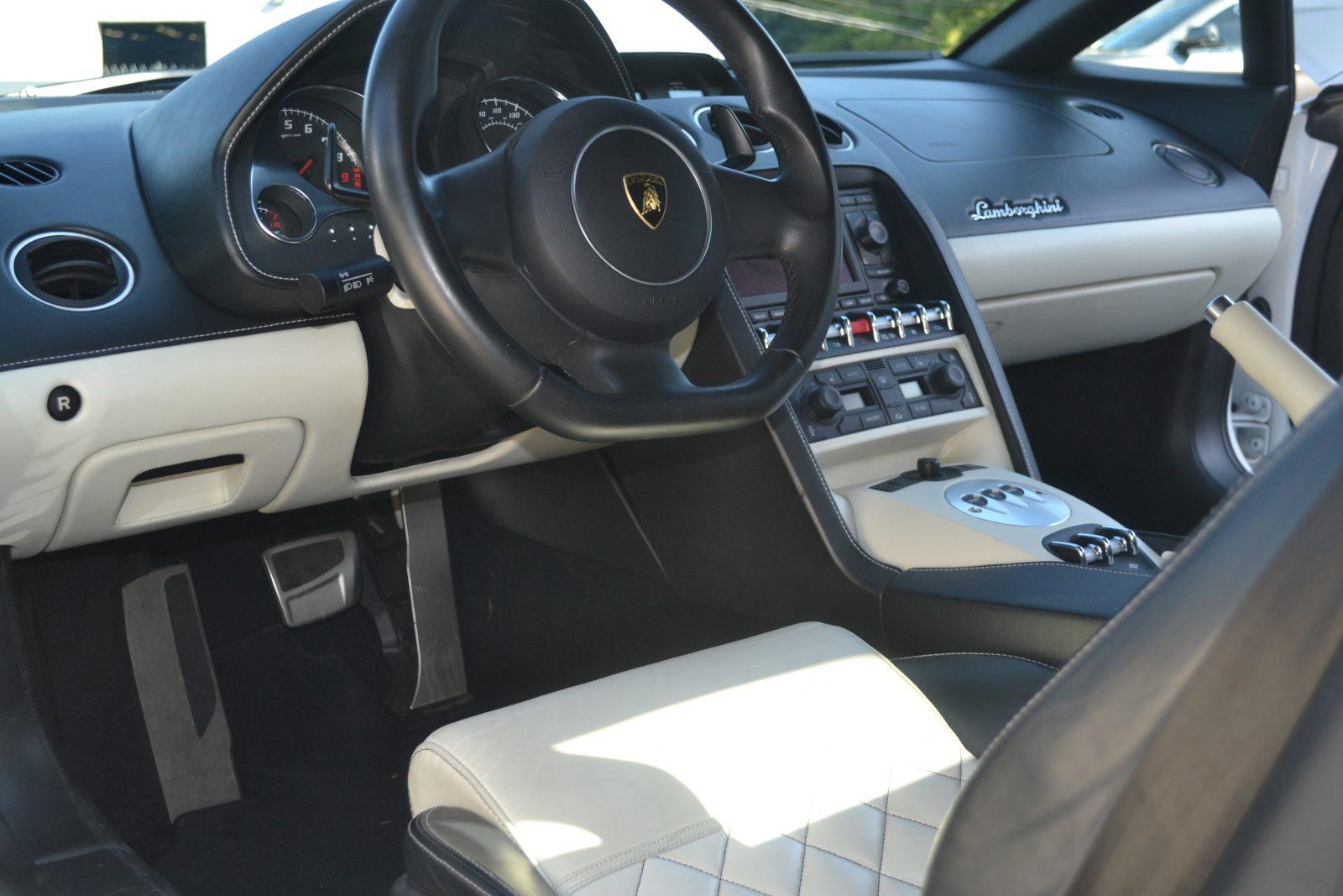 Interior Car Detailing Services