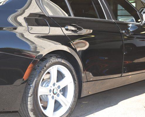 In Great Detail Mini Car Exterior Detail
